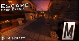 Download Escape from Dernia for Minecraft 1.15