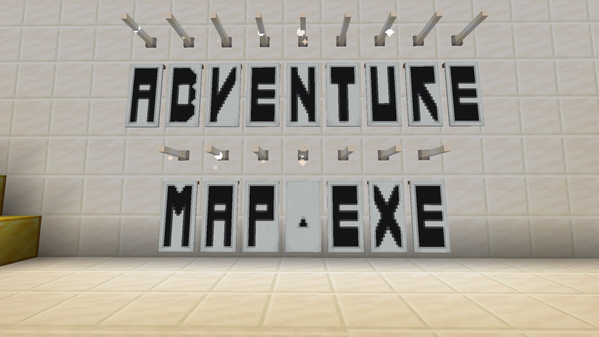 Download Adventure map.exe for Minecraft 1.14.4