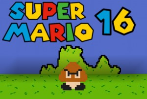 Download Super Mario 16 for Minecraft 1.15.1