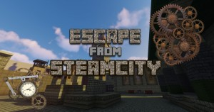 Download Escape from Steamcity for Minecraft 1.12.2