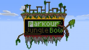 Download Parkour Jungle Bow for Minecraft 1.15.1
