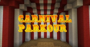Download Carnival Parkour for Minecraft 1.15.2