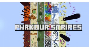 Download Parkour Stripes for Minecraft 1.15.2
