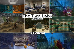 Download The Twist Labs (Remastered) for Minecraft 1.15.2