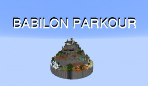 Download BABILON Parkour for Minecraft 1.15.2