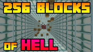 Download 256 Blocks Of Hell for Minecraft 1.15.2
