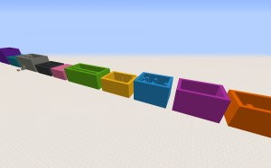 Download Every Color Rainbow Parkour for Minecraft 1.15.2