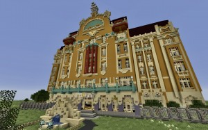Download Redstone Hotel for Minecraft 1.15.2