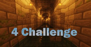 Download 4 Challenges for Minecraft 1.14.4