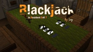 Download BlackJack in Resident Evil 7 for Minecraft 1.15.2