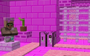 Download Pink Prison Escape for Minecraft 1.15.2