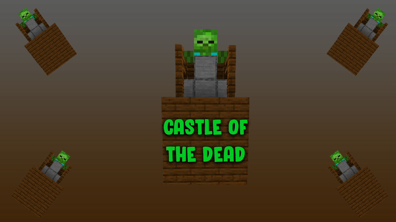 Download Castle of the Dead for Minecraft 1.15.2