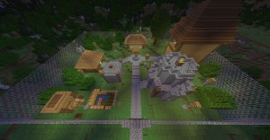Download The Mystery of Herobrine Chapter I for Minecraft 1.15.2