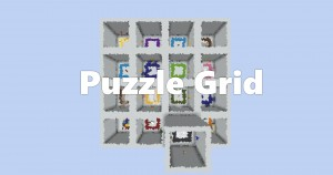 Download Puzzle Grid for Minecraft 1.15.2