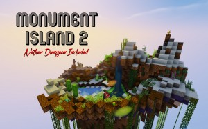 Download Monument Island 2 for Minecraft 1.15.2