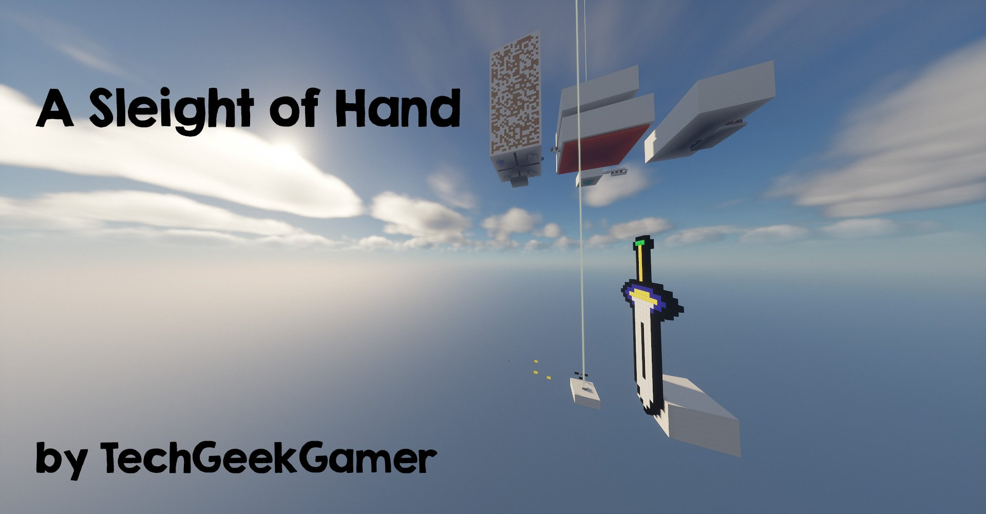 Download A Sleight of Hand for Minecraft 1.15.2