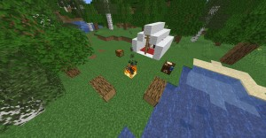 Download The Mystery of Herobrine Chapter III for Minecraft 1.15.2