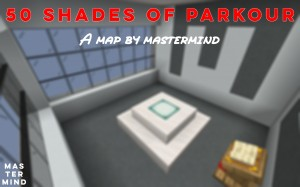 Download 50 Shades of Parkour for Minecraft 1.16.1