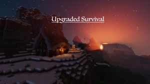 Download Upgraded Survival for Minecraft 1.16.1