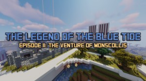 Download The Legend of the Blue Tide: Episode 2 for Minecraft 1.16.2