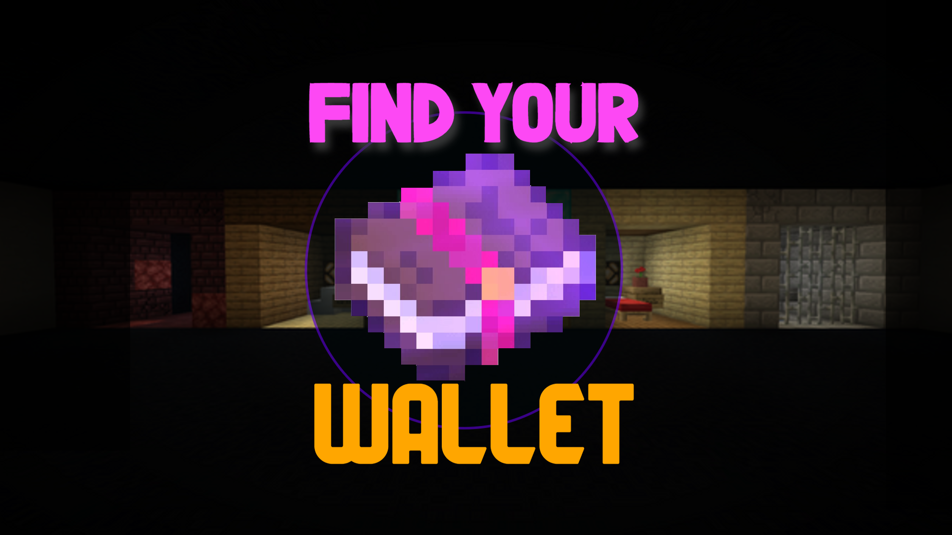 Download Find Your Wallet: Remastered for Minecraft 1.16.4
