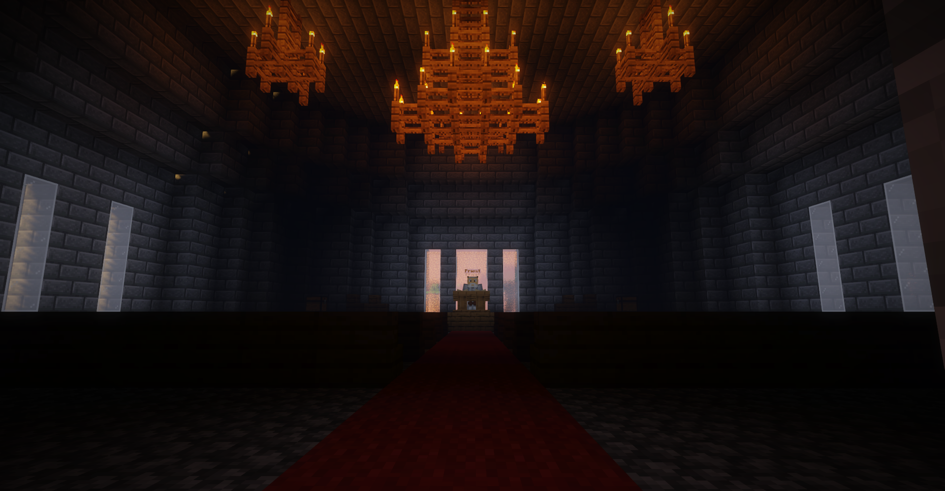 Download The Shadow RPG for Minecraft 1.16.4