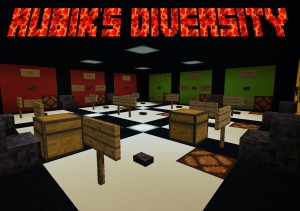 Download Rubik's Diversity for Minecraft 1.16.4