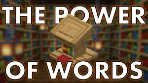 Download The Power of Words for Minecraft 1.16.3