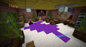 Download There Is No Parkour for Minecraft 1.16