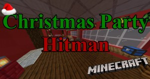 Download Christmas Party Hitman for Minecraft 1.16.4