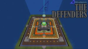 Download The Defenders for Minecraft 1.16.5