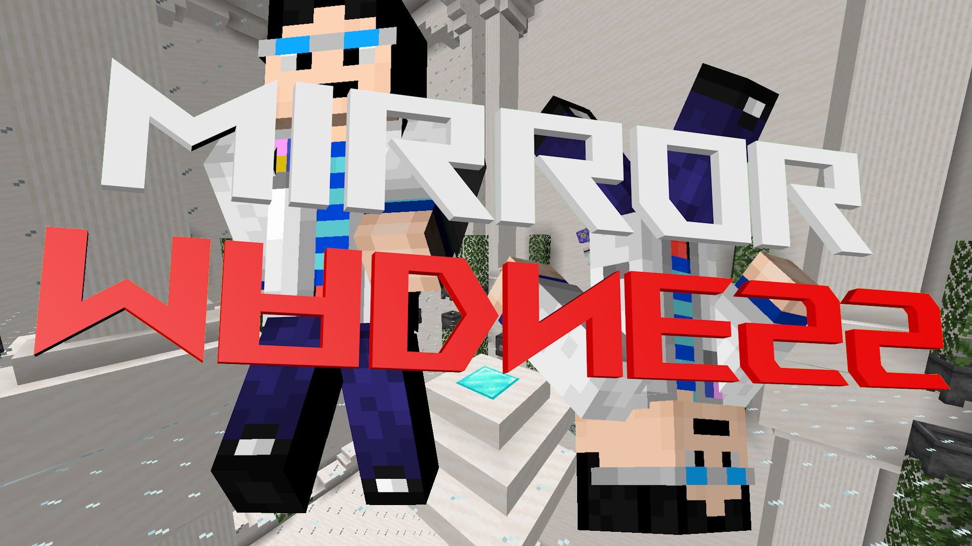 Download Mirror Madness for Minecraft 1.16.4