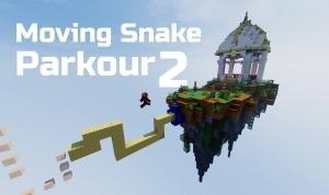 Download Moving Snake Parkour 2 for Minecraft 1.11.2