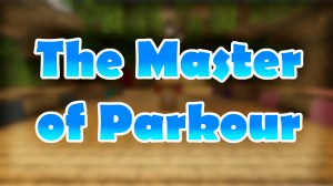 Download The Master of Parkour for Minecraft 1.16.5