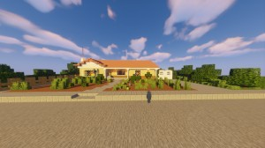 Download Malcolm in the Middle House for Minecraft 1.16.5