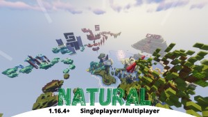 Download Natural for Minecraft 1.16.4