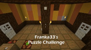 Download Franka33's Puzzle Challenge for Minecraft 1.16.5