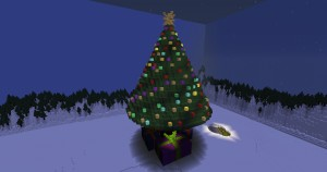 Download Journey to the Christmas Tree for Minecraft 1.12.1