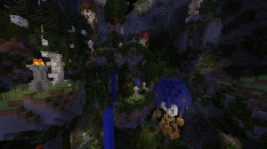 Download Grove of Wind for Minecraft 1.11.2