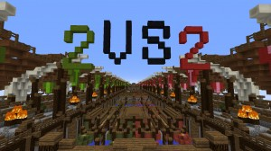 Download Two Vs Two for Minecraft 1.12.1