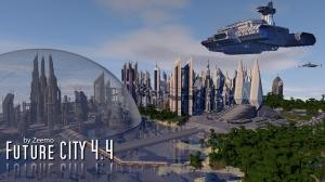 Download Future City for Minecraft 1.10.2