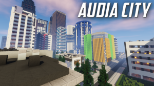 Download Audia City 286 Mb Map For Minecraft