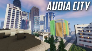 Download Audia City for Minecraft 1.12.2