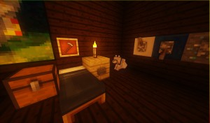 Download The Dark Room for Minecraft 1.12.1