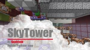 Download SkyTower for Minecraft 1.11.2