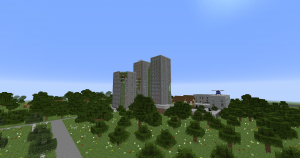 Download «The Zombie Apocalypse: Remastered» map for Minecraft