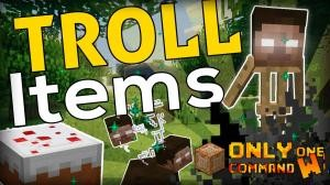 Download Troll Items for Minecraft 1.11.2