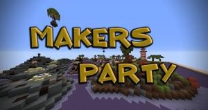Download Makers Party for Minecraft 1.11